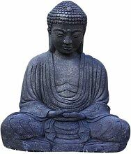 Buddha Meditation Steinguss