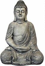 Buddha Sitzender Buddha Figur Dekoration