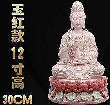 Buddha Statue Für Glück, Reichtum Und Glück,