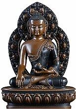 Buddha-Statue Von Sakyamuni, Reiner Buddha, Hinter