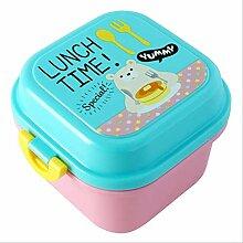 BUDIAN Bento Box Brotdose Für Kinder Netter