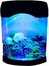 Buding Quallen Lampe Lavalampe Aquarium Lampe