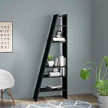 Bücherregal Abba Ebern Designs Farbe: Reines