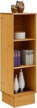 Bücherregal aus Kiefer Massivholz 40 cm breit