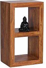 Bücherregal aus Sheesham Massivholz 50 cm breit