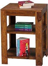 Bücherregal aus Sheesham Massivholz Landhaus