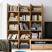 Bücherregal Eiche Massiv günstig online kaufen | LionsHome