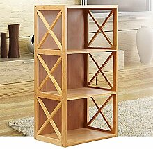 Bücherregal Bamboo Shelf Student Kombi-Rack