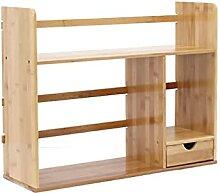 Bücherregal Büroregal Bücherregal Bambus Regal