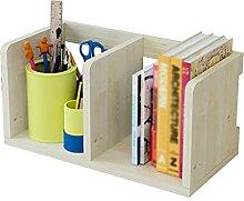 Bücherregal Büroregal Bücherregal Desktop Pine