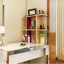 Bücherregal, einfache Tabelle einfache moderne
