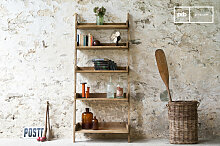 Bücherregal Große Leiter skandinavisches Design