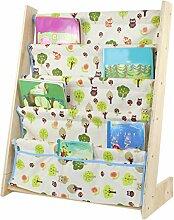 Bücherregal Kinder Lagerung Sling Spielzeug
