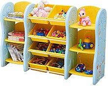 Bücherregal Kinder Spielzeug Aufbewahrungsbox
