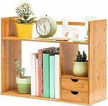 Bücherregal Kleines Desktop, kleines