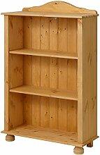Bücherregal Landhaus Regal Kiefer Massivholz