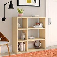 Bücherregal Logan Modern You Farbe: Beige