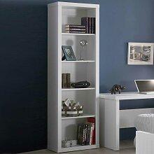Bücherregal mit 5 Fächern günstig kaufen