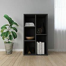 Bücherregal mit 5 Regalböden, offenes