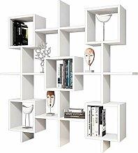 Bücherregal Raumteiler günstig online kaufen   LionsHome