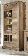 Bücherregal Regalwand weiß wenge Tara, individuelle Planung ist möglich, Typenplan ist hinterlegt