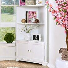 Bücherregal Simcox Rosalind Wheeler Farbe: Weiß