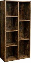 Bücherregal Standregal Raumteiler Aktenregal 7