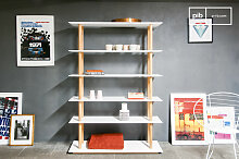 Bücherregal Tennö skandinavisches Design