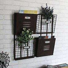 Bücherregal Wand Regale Schwebende Dekorative