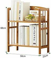 Bücherregale Bücherschrank Natürlich Bambus