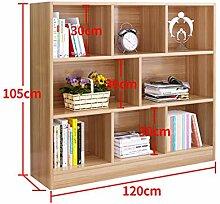 Bücherregale HUO 8 Regal Regal Holz Wohnzimmer