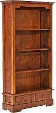 Bücherschrank Elmer -rustic