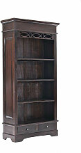 Bücherschrank Ernest-dunkelbraun