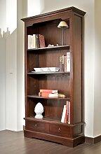 Bücherschrank Primus-braun