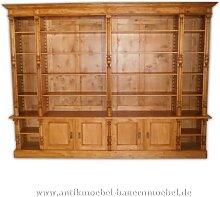 Bücherschrank Wohnzimmerschrank Schrankwand