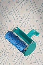 bueer 12,7cm gemustert Rolle Deko Textur Roller
