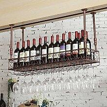 Bügeleisen Weinregal, Bar/Restaurant Hängende