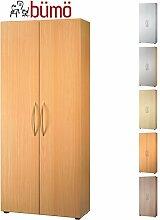 BÜMÖ® Aktenschrank aus Holz   Büroschrank für