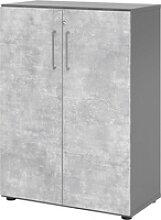 bümö Aktenschrank OM-938T3 Büroschrank,