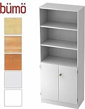 Bümö® Office Aktenschrank-Regal Schrank