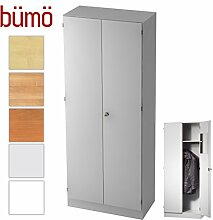 BÜMÖ® Office Garderobenschrank abschließbar