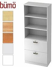 Bümö® Office Hängeregistratur-Regal Schrank