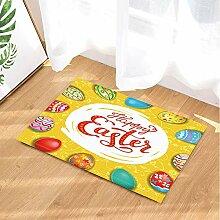 BuEnn Happy Easter Holiday Decor Helle Ostereier