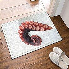 BuEnn Meeresaugen Octopus Coda in der Badewanne