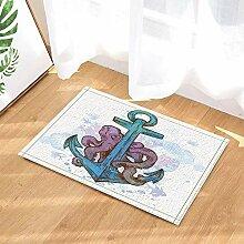 BuEnn Nautical Adventure Decor Kraken Octopus