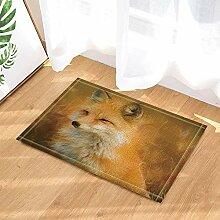 BuEnn Safari Animal Decor Funny Cute Fox auf