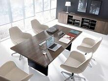 Büro Besprechungstisch modern Noto