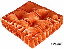 Büro Dicker Kissen / Gesäß Pad / Sofa Kissen ( farbe : Orange )
