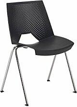 Büro Hippo Blast Bistro Stuhl für Kantinen,