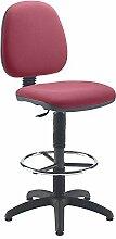 Büro Hippo High Level Operator Stuhl mit Fester